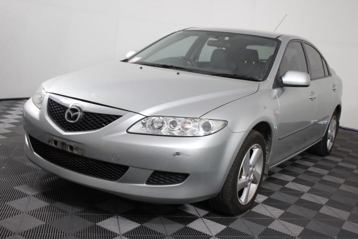 2002 MY03 Mazda 6 Classic Hatch 4Cyl 132,935 km's