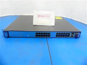 Cisco Catalyst 3750-G Switch