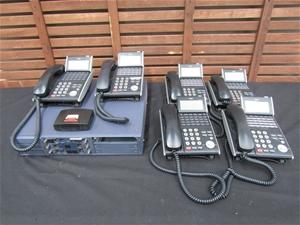 NEC SV8100 Phone System