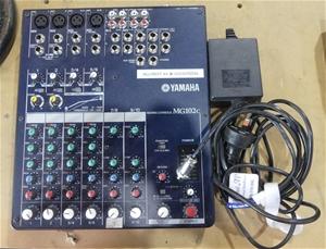 Yamaha Mixing console MG102C