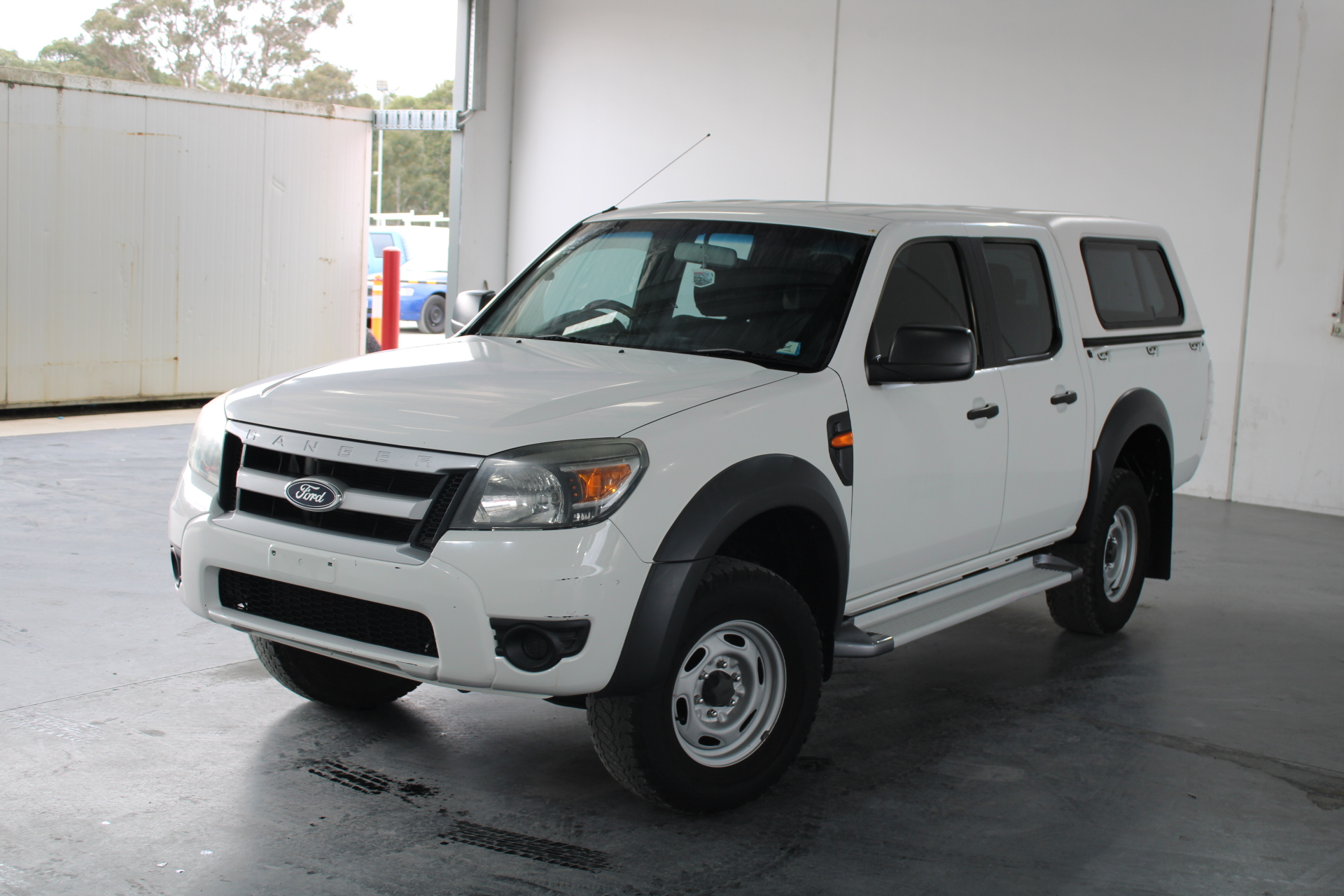 2010 Ford Ranger XL (4x2) PK Turbo Diesel Automatic Dual Cab
