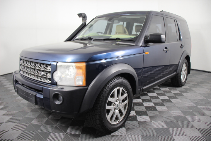 2006 Land Rover Discovery 3 SE Auto 7 Seater