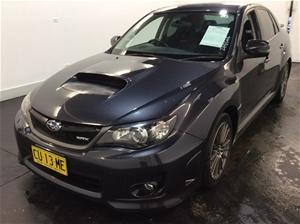 2012 Subaru Impreza WRX AWD Manual Sedan