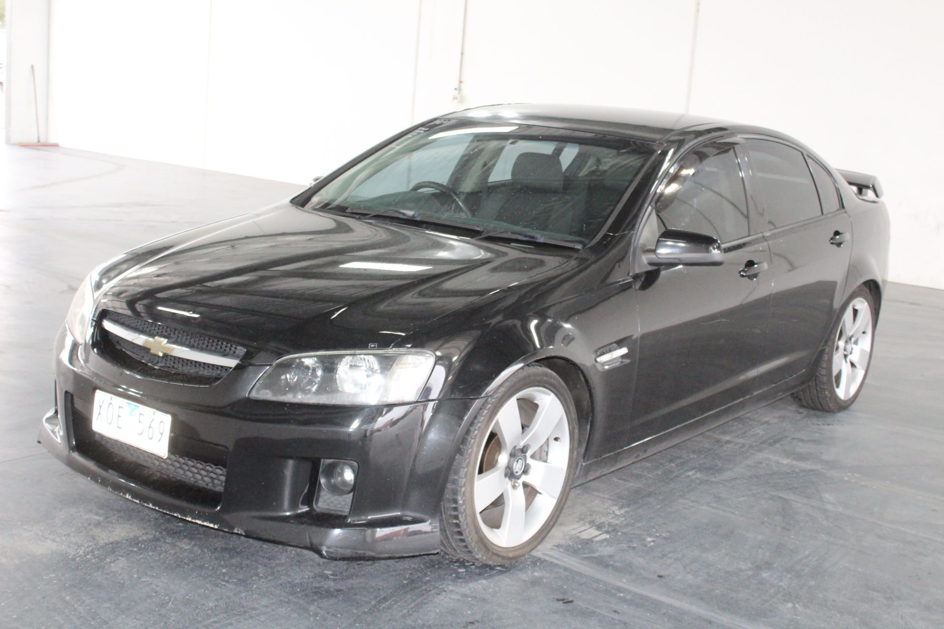supercharged commodore for sale | Graysonline