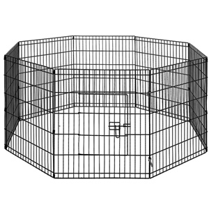 "i.Pet 30"" 8 Panel Pet Dog Playpen Puppy"