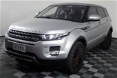 2013 Land Rover Range Rover Evoque TD4 PURE T/D