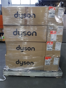 Pallet of Assorted USED/UNTESTED Dyson V