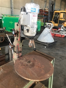 Duss Bench Drill and Stand