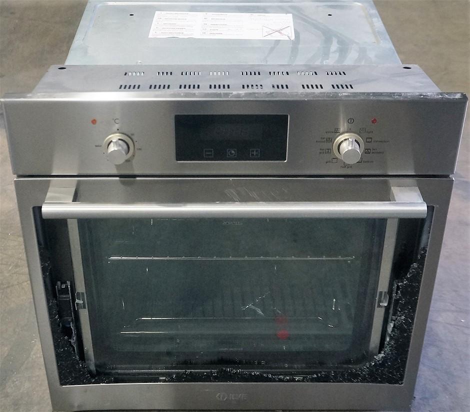 1 Pallet of 4x Ilve Ovens (IL060DCX)