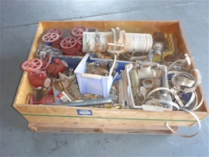 1 x Pallet mixed Hose and Pipe fittings