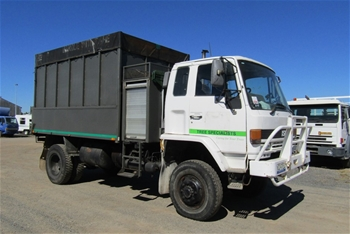 1988 Isuzu FTS 4 x 4 Tipper Truck