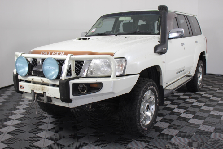 2010 Nissan Patrol ST-S 3.0 T/D 7 Seater 4WD