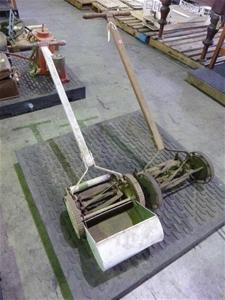 Qty 2 x Antique Lawn Mowers (Pooraka, SA