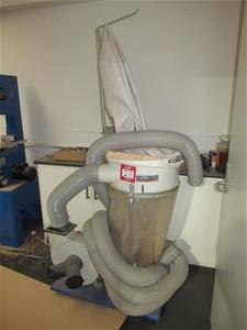 Carbatec FM300 Dust Extractor (Thebarton