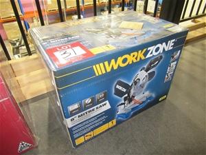 Work zone Mitre saw (Thebarton, SA)