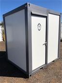 Unreserved Unused 2019 Toilet Block - Darwin