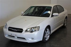 2005 Subaru Liberty 2.5i B4 Automatic Se