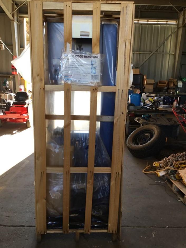 11 / 2017 Hafco Woodmaster BP-430 415mm Wood Bandsaw