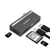 mbeat MB-UCH-27GRY Essential 5-IN-1 USB- C Hub