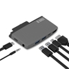 mbeat MB-EGE-G59GRY Edge Go Multifunction USB- C Hub