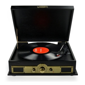 mbeat MB-USBTR98 Vintage wood turntable