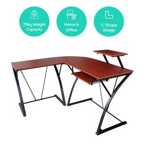 "activiva Khole ""L"" Shape Computer Desk"