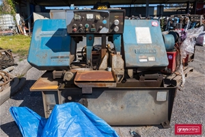 Toptec HL-400 Automatic Band Saw