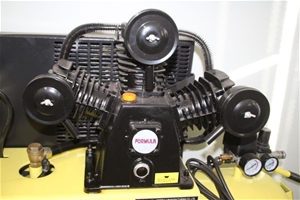 Unused Formula EP3065-SSP Three Cylinder