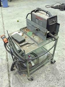 Hypertherm Powermax 45 Plasma Cutter,