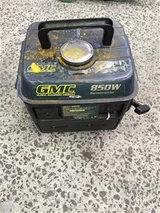GMC 850w Generator (Mobile)