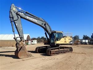 2010 Volvo EC360CL Excavator