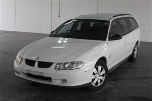 2001 Holden Commodore Acclaim VX Automat
