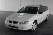 Unreserved 2001 Holden Commodore Acclaim VX Automatic Wagon