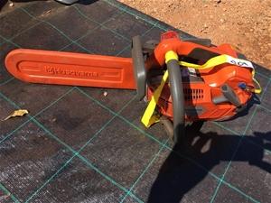 Husqvarna T540XP Chainsaw (Located Broom