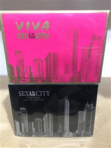 Sex In The City - Perfume & Aftershave