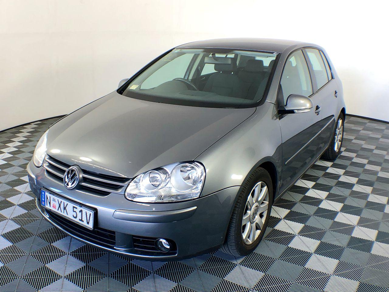 2005 Volkswagen Golf 2.0 FSI Sportline 1k Automatic Hatchback 63,041km