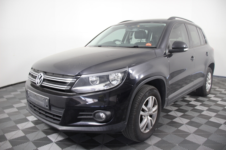 2011 Volkswagen Tiguan 103 TDI Auto 4 Motion 114,694 km's