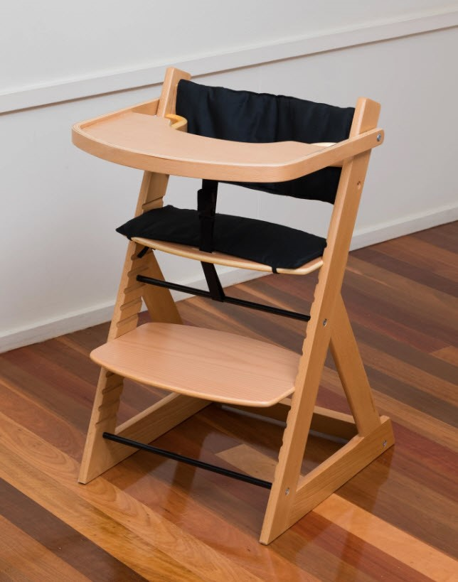 Coogee High Chair - Natural