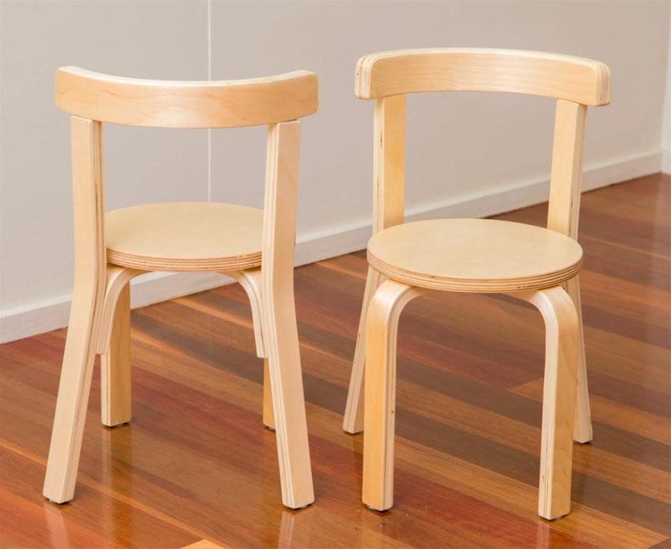 Bunyip Kids Chairs - Set of 2