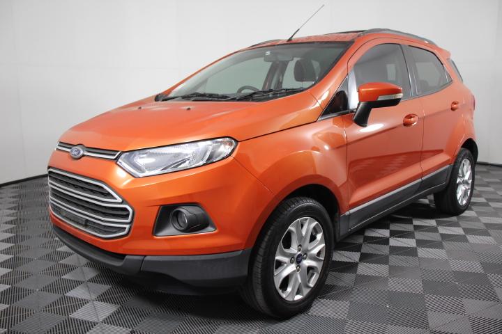2013 (2014) Ford Ecosport Trend BK Auto Wagon 56,922km (WOVR+inspected)
