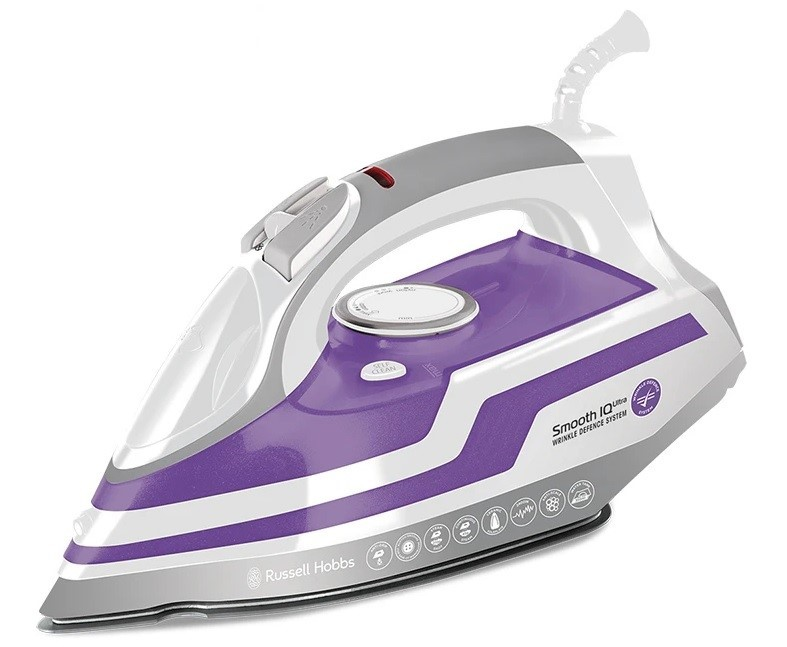 Russell Hobbs RHC550 Smooth IQ Ultra Steam Iron