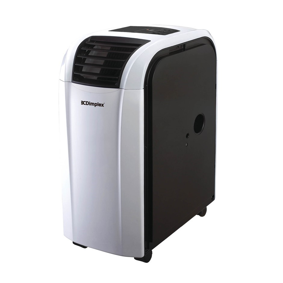 Dimplex 4.4kW Portable 4 in 1 Air Conditioner (Black/White) (DC15RCBW)