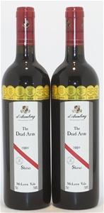 d'Arenberg 'The Dead Arm' Shiraz 2000 (2
