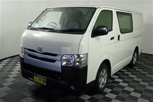 2016 Toyota Hiace LWB Automatic Van