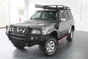 2002 Nissan Patrol Ti (4x4) GU II Automa