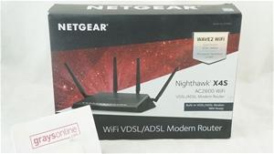 Netgear AC2600 Nighthawk X4S VDSL/ADSL M