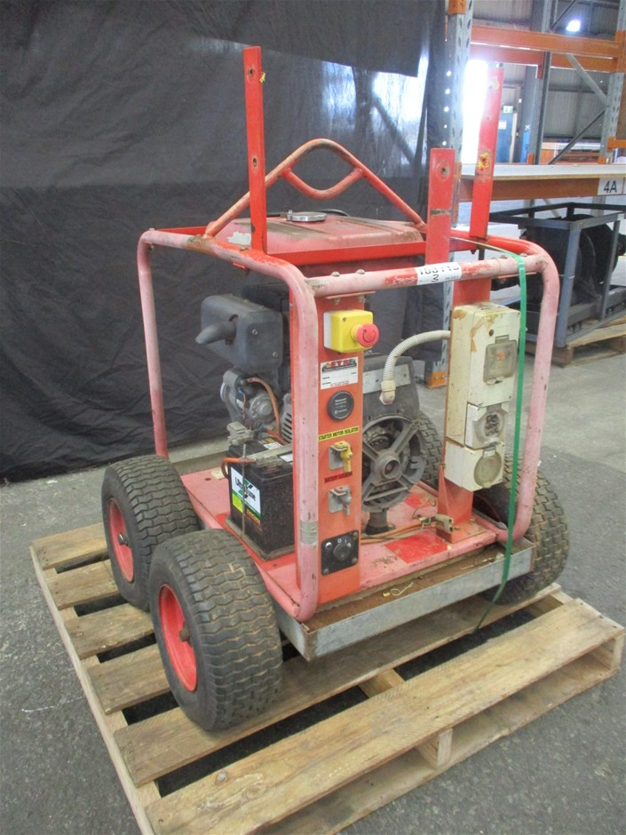 8.5kVA Portable Generating Set