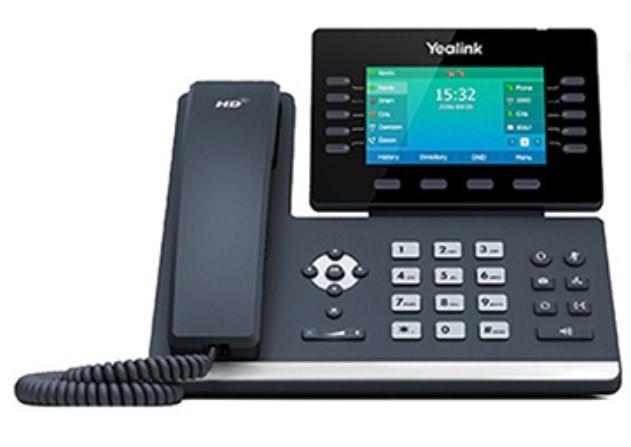 Yealink 2.8-inch Color-screen IP Phone (SIP-T52S)