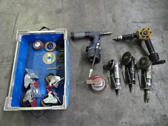 Qty 6 x Pneumatic Tools (Pooraka, SA)