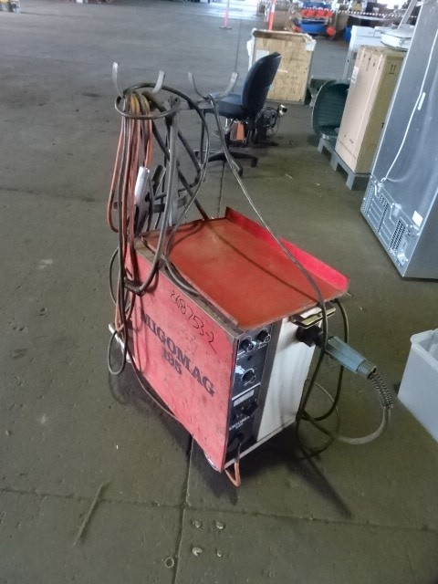 lincoln mig welder for sale | Graysonline